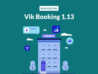 Vik Booking 1.13 explore the new version