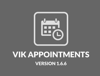 VikAppointments v1.6.6