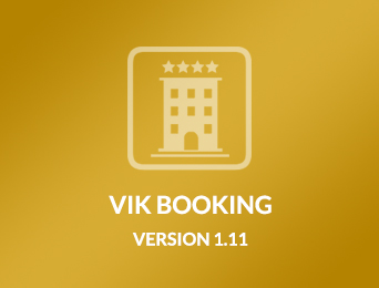 Vik Booking v1.11