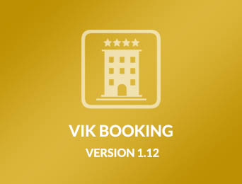 Vik Booking v1.12