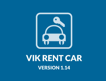Vik Rent Car v1.14