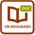 Vik Restaurants documentation