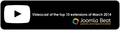 Vik Appointments was reviewed as one of the top 10 new joomla extensions of march 2014. Watch the videocast