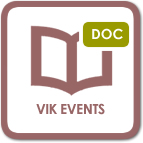 Vik Events Documentation