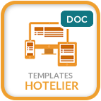 Template Hotelier - documentation