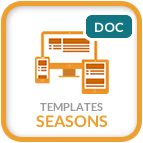 Template Seasons - documentation