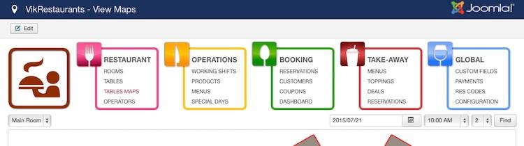 Restaurant Vik Restaurants Official Documentation Ej - Restaurant table map