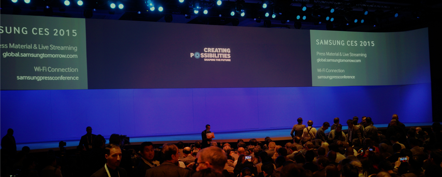 SAMSUNG CONFERENCE